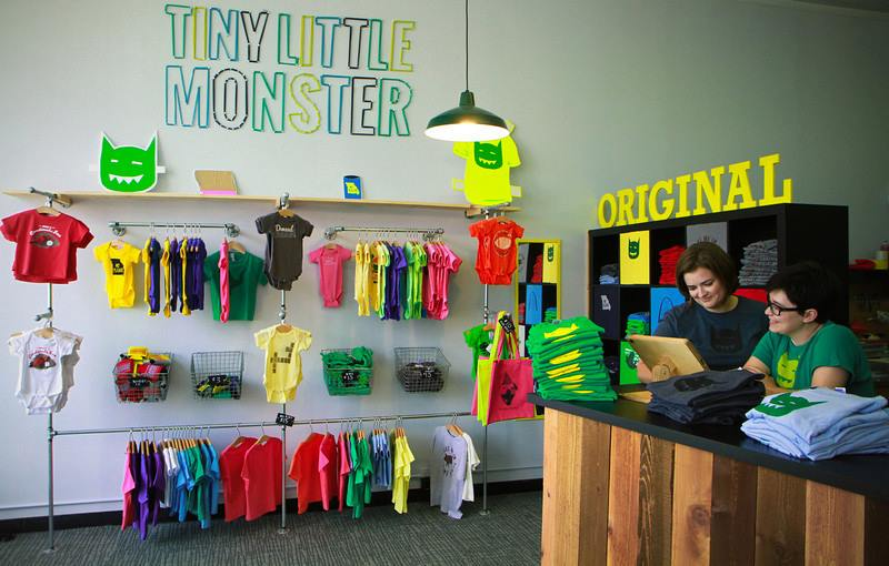 Visit Our Store Tiny Little Monster
