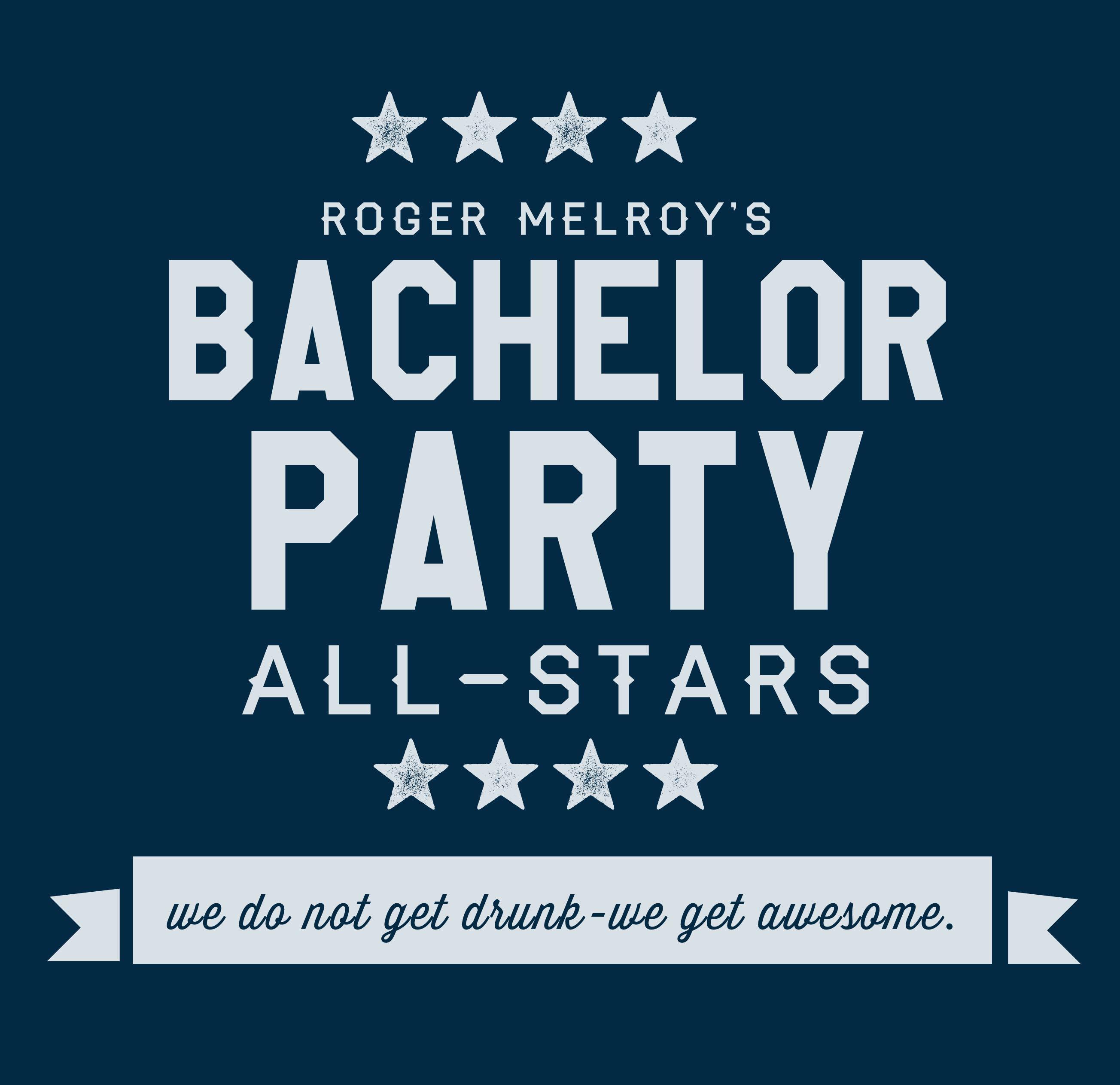 Custom Bachelorette and Bachelor Party T-Shirts - Tiny ...