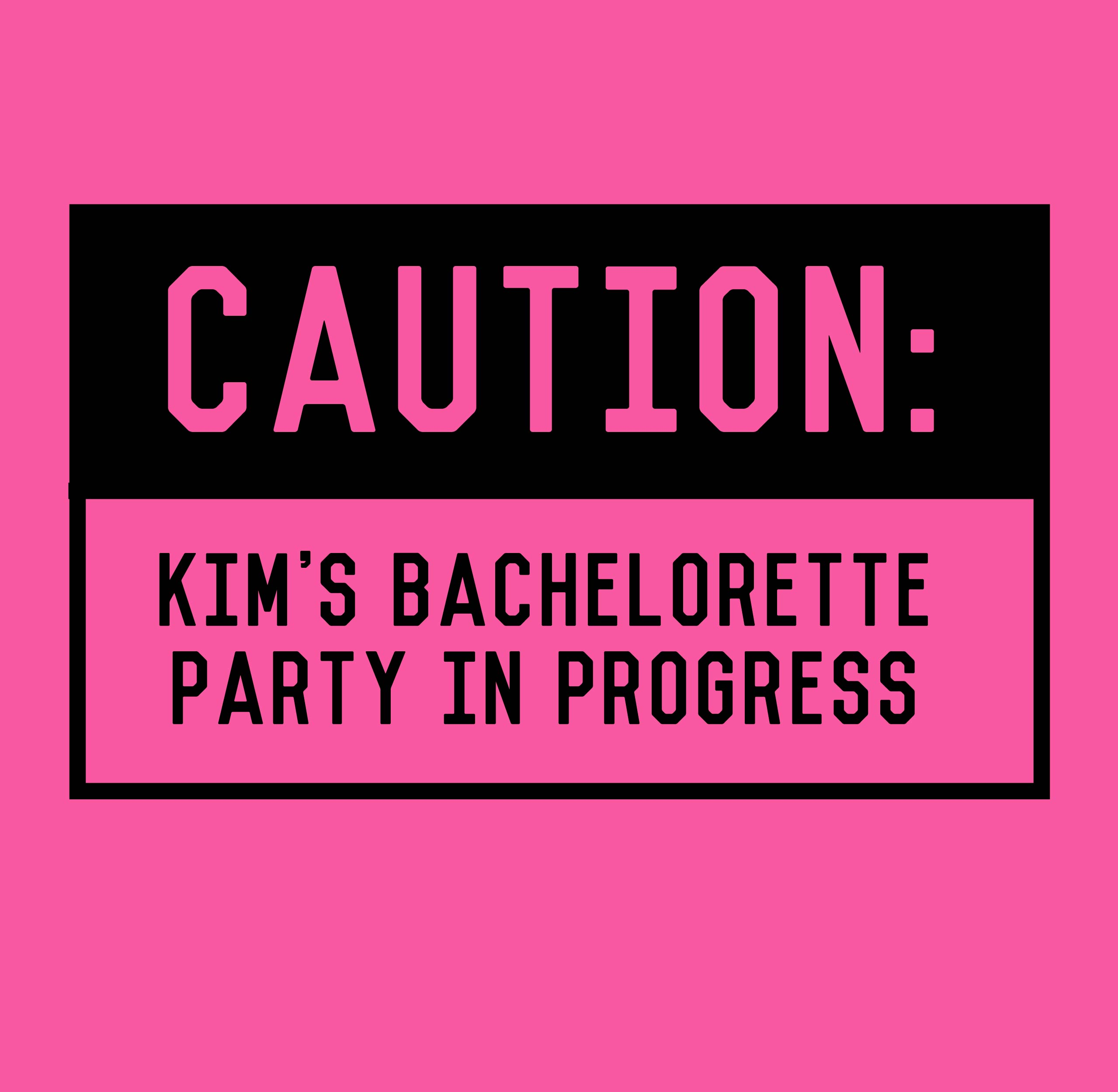 Custom Bachelorette And Bachelor Party T Shirts Tiny Little Monster