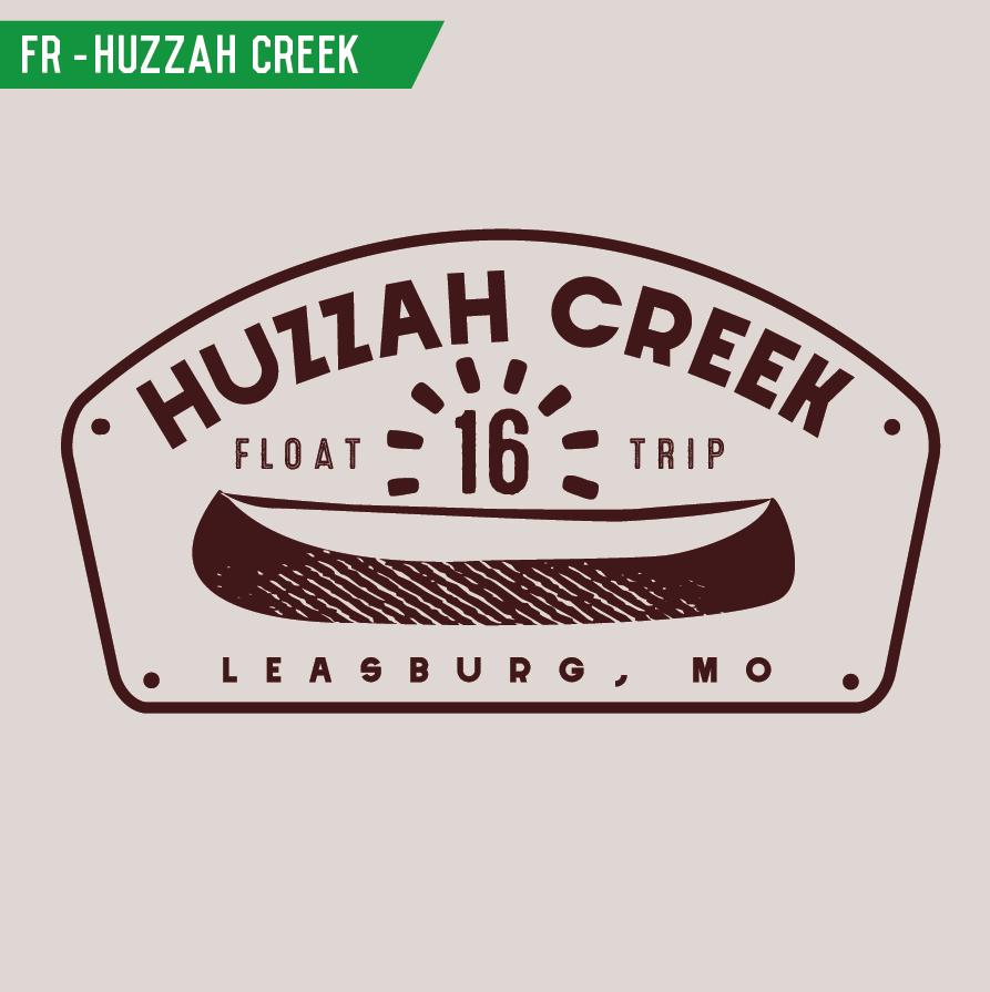Design tshirt reunion - Fr_huzzahcreek