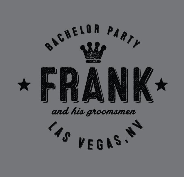 Custom Bachelorette And Bachelor Party T Shirts Tiny
