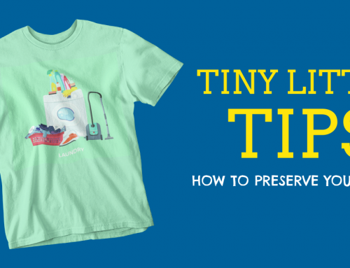Tiny Little Tips: Preserve Your Prints!!